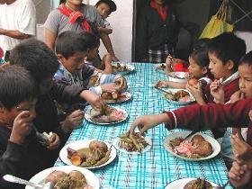 Definici n de hospitalidad qu es significado y concepto for Comedor comunitario definicion