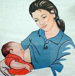 definicion de lactancia materna: