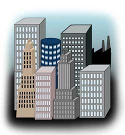 Zonas urbanas