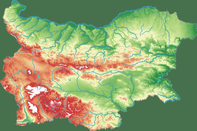 Representación de un territorio