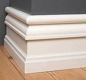 Definici n de z calo qu es significado y concepto for Zocalos de madera para pisos