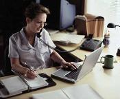 Definici n de secretaria qu es significado y concepto for Actividades que se realizan en una oficina wikipedia