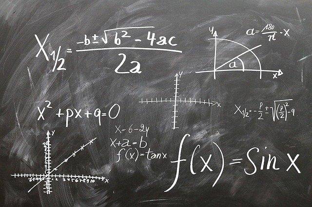 Noción matemática