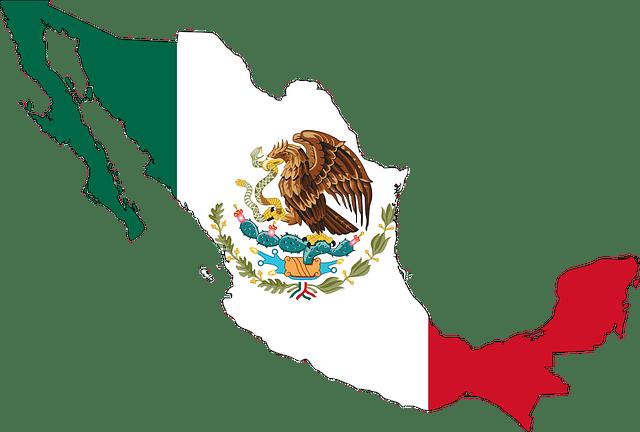 Territorio mexicano