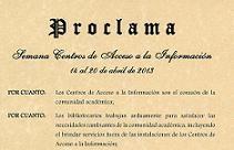 Proclama