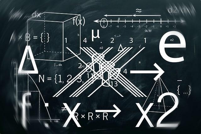 Símbolos y gráficos de la matemática