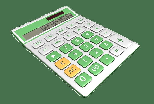 Cálculo de proporciones