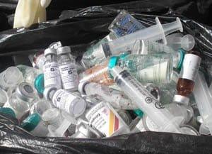 Residuos patológicos
