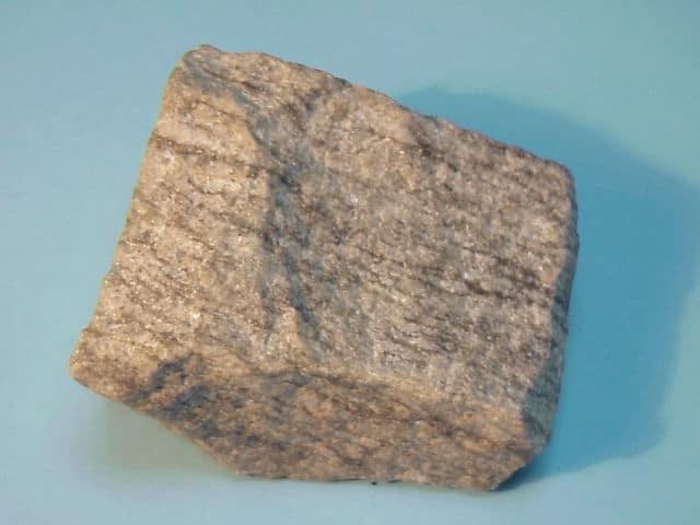 Roca metamórfica