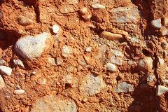 Definici n de roca sedimentaria qu es significado y for Roca definicion