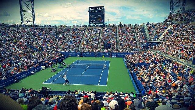 Estadio de tenis