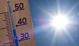 Temperatura atmosférica