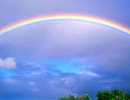 Resultado de imagen de arco iris