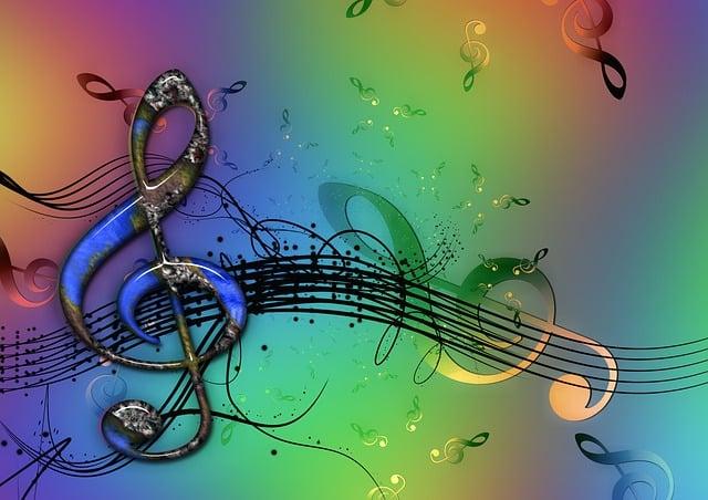 Símbolos de la música