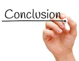 Definición De Conclusión Qué Es Significado Y Concepto