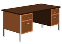 Definici n de escritorio qu es significado y concepto for Mobiliario de oficina definicion