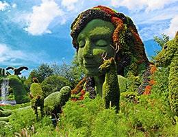 Jardín botánico