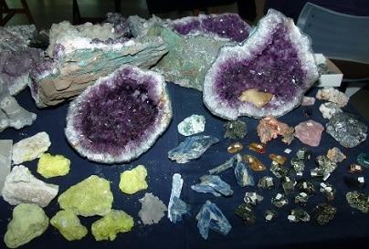 Mineralogía