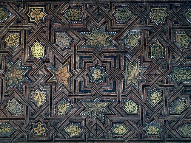 Esgrafiado Alhambra