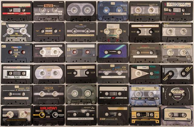 Audioteca cassettes
