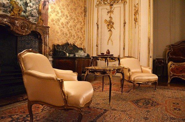 Rococó muebles