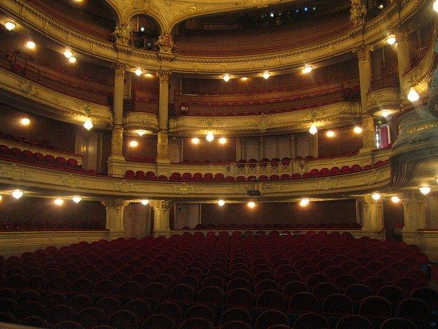 Entreacto teatro