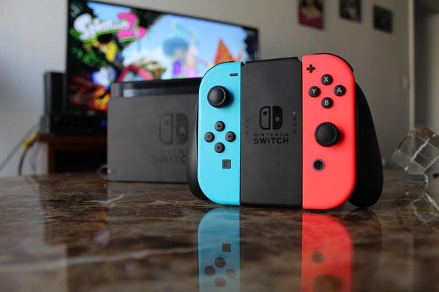 Háptica Nintendo Switch