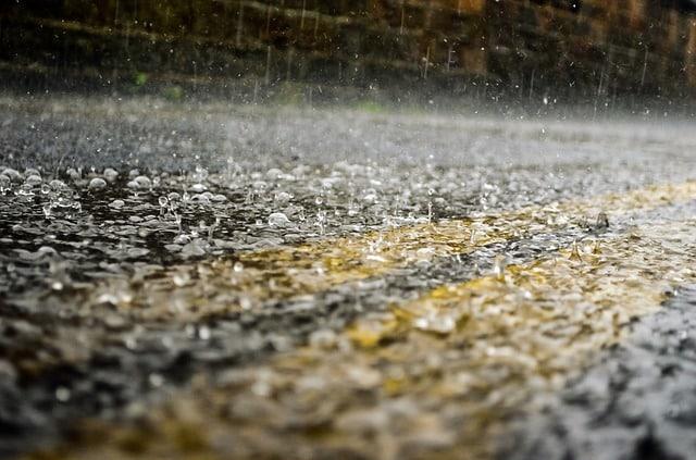 Isoyeta precipitaciones