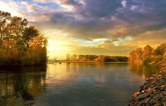 Isoyeta río