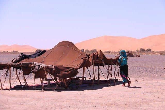 Aduar nomadismo