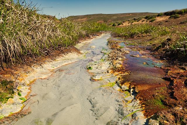 Agradación sedimentos