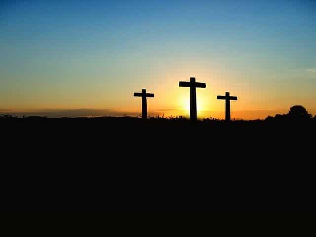 Levítico cruz