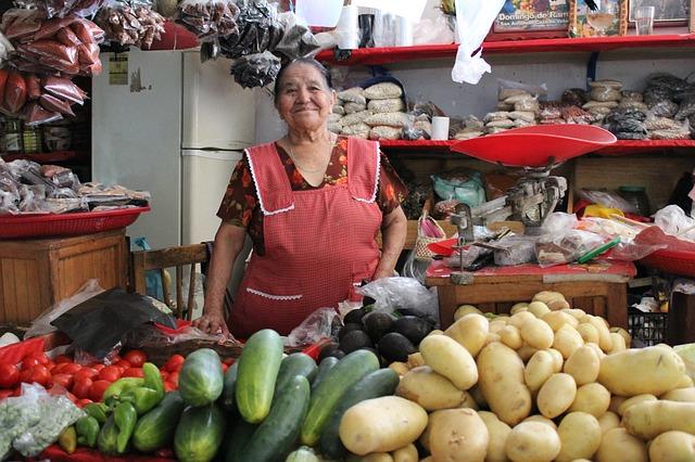 Changarro mercado