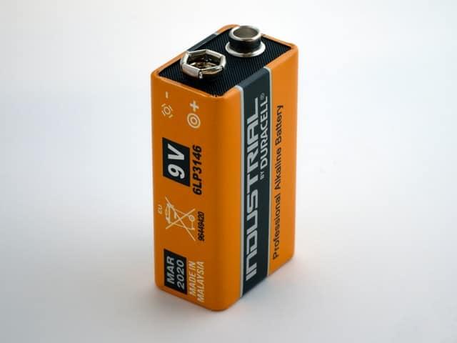 Electroimán batería