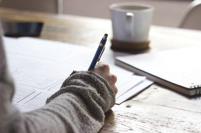 Escaleta escritura