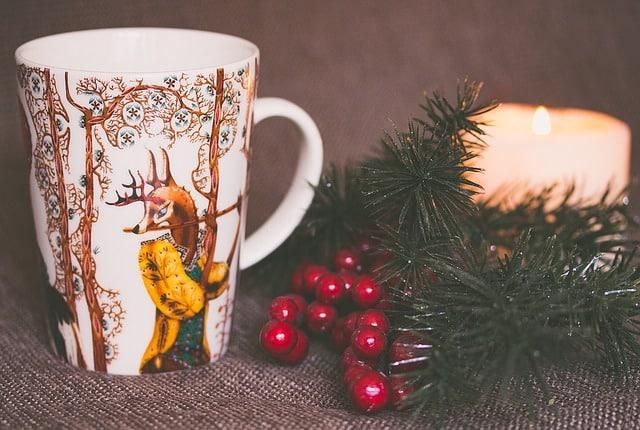 Muérdago Navidad