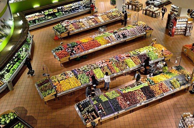 Categorizar supermercado