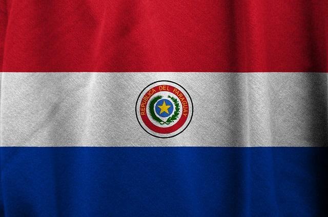 Circunscripción bandera de Paraguay
