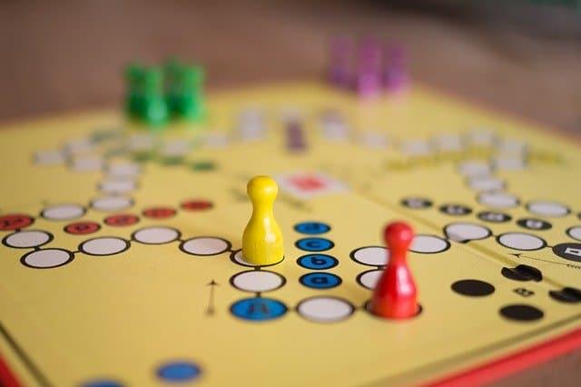 Ludoterapia juego de mesa