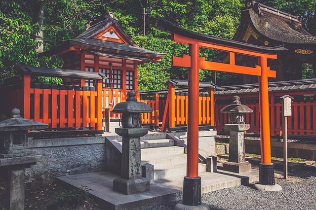 Sintoísmo templo