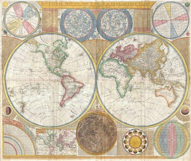 Suprasistema continentes