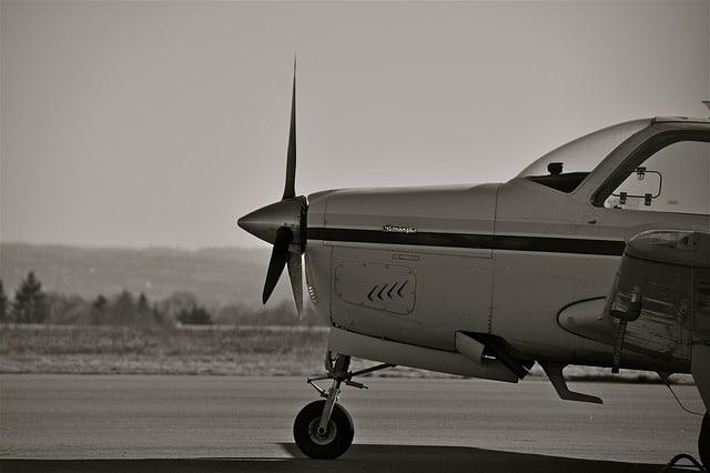 Avión ligero Beechcraft Bonanza