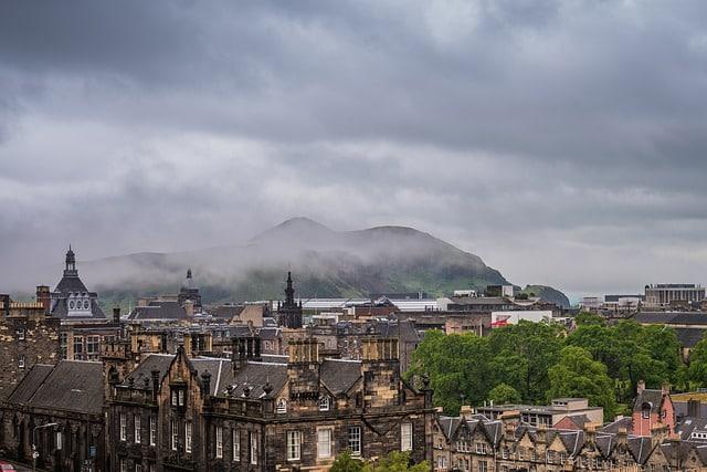 Fotogrametría Edimburgo