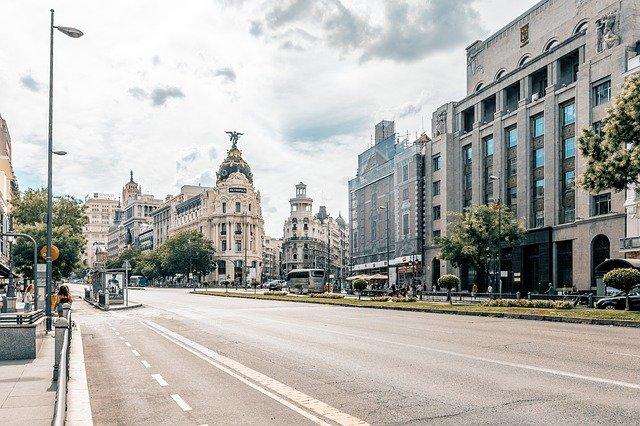 Goloso ciudad de Madrid