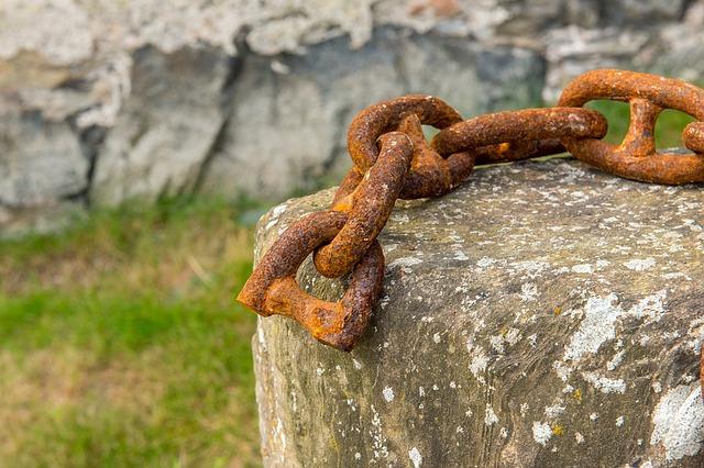 Nadaísmo cadena rota