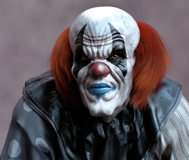 Clown malvado